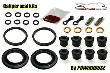 Kawasaki Z 900 Z1A Z1B 74-76 front brake caliper seal repair kit 1974 1975 1976