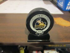 AHL Peoria Rivermen InGlasCo Official Style#2 Game Puck