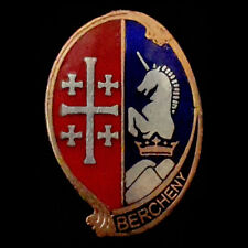 Insigne Métallique / Metal Badge - 1er RHP (Régiment de Hussards Parachustiste)