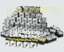Ship From DE! 60PCS Nema17 Stepper Motor 17HS4401N 4000g.cm 1.7A 40mm 2Ph Robot
