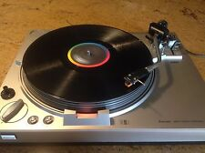 SANSUI SR-333 DIRECT DRIVE MANUAL VINTAGE TURNTABLE/Made in Japan