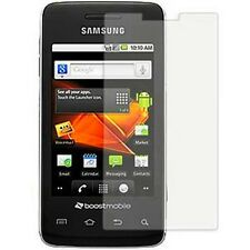 6x HD Clear LCD Screen Protector Guard Cover For Samsung Galaxy Prevail M820