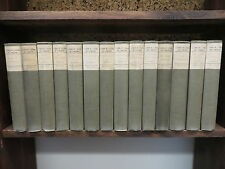 BEAUX & BELLES OF ENGLAND 14 Vols Set Edition Deluxe GROLIER SOCIETY #843/1000