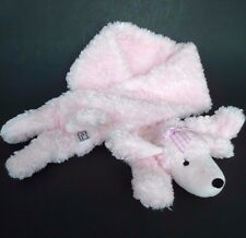 Plush Animal Scarf Kids Childrens Faux Fur POODLE by North American Bear