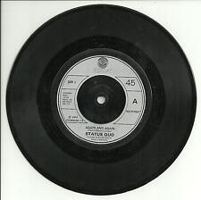 STATUS QUO - AGAIN AND AGAIN - VERTIGO - 1978 - ROCK - HEAVY ROCK, STADIUM ROCK