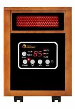 Infrared Heater Portable Space Heater, 1500-Watt