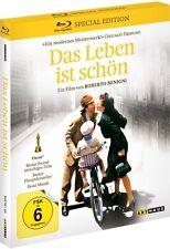 DAS LEBEN IST SCHÖN (Roberto Benigni) Blu-ray Disc NEU+OVP