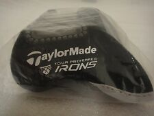 Brand New Taylormade  Neoprene Irons Head Cover Set of 10 in Bag! Color Black !!