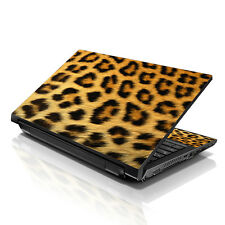 "13.3"" 15.6"" 16"" Laptop Skin Sticker Notebook Decal Leopard Print M-H15130"
