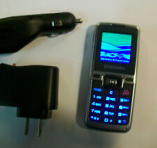 MINT Samsung SGH-T101g Speaker Dualband GSM  Web2go Message TRACFONE Cell Phone