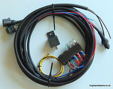 WEBASTO THERMO TOP V DIESEL WATER HEATER *SPECIAL* 12 volt HARNESS , WIRING LOOM