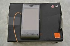 LG Optimus GT540 - Silver (Orange) Mobile SMART Android Phone