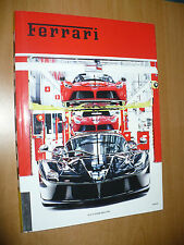 AUTOMOBILISMO THE OFFICIAL FERRARI MAGAZINE N.23 DICEMBRE 2013 ANNUARIO INGLESE