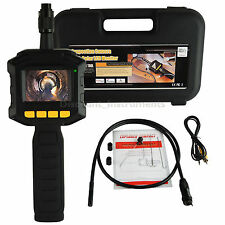 LCD Industrial  Video Borescope Endoscope Tube Inspection Camera IP67 Generic
