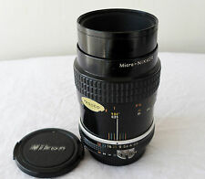 Nikon Micro-Nikkor 2.8/55 Ai-s 55mm f2.8 Ais lens. Macro MF EXCELLENT WORKING