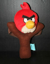 OFFICIAL ANGRY BIRDS SLINGSHOT PLUSH STUFFED TOY 2012