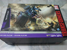 Transformers Platinum Edition Trypticon Generation 1 Reissue Hasbro MISB