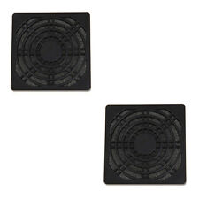 2 ×Dustproof 120mm Case Fan Dust Filter for Computer PC
