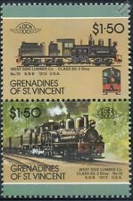 1913 clase 60-3 Shay N ° 15 (West Side Lumber Company) Tren Sellos / Loco 100