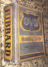 Original 1923 Hibbard Spencer Catalog (Later True Value). Chicago.
