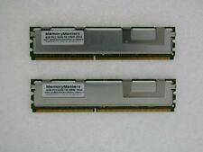 8GB (2x 4GB ) Dell PowerEdge 1950 2950 2900 pc2-5300f memory *Server RAM only*