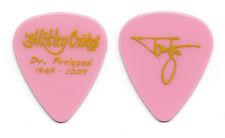 Motley Crue Tommy Lee Signature Pink Guitar Pick