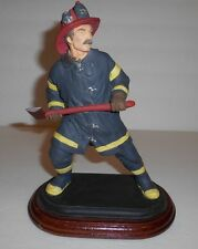 The Fireman Sculpted by Mark Newman 1990 Willitts Designs Limited Edition Figure