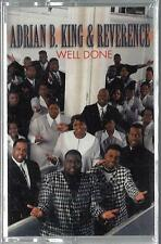 ADRIAN B. KING & REVERENCE / WELL DONE ** Sealed Cassette (1997)