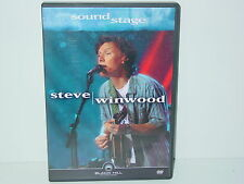 "*****DVD-STEVE WINWOOD""SOUND STAGE""-2004 Black Hill Pictures*****"
