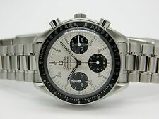 Omega Speedmaster Automatic Reduced Marui Limited Edition Panda Dial 3510.21