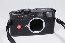 Leica M4-P Rangefinder Film Camera Body w/ Strap In Working con. *sample photos*