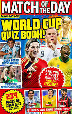 MATCH OF THE DAY WORLD CUP QUIZ BOOK 1846079012