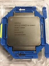 Intel Xeon E5-2630 v3 8-Core 2.4GHz 20MB Processor CPU Step Code SR206