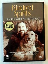 Kindred Spirits - Healing Your Pet Naturally ~ PBS Dog Cat DVD Movie Rare Show
