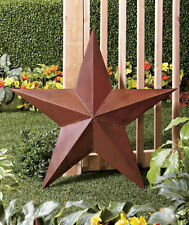 36 inch Rustic Dimensional Barn Star Tin Western Decor Garden Decor Home Decor