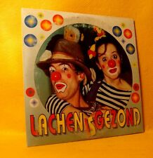 Cardsleeve Single CD JACKY LAFON Lachen Is Gezond 2TR 1995 Vlaamse Pop