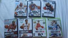 PC Game e XBOX 360 - Collezione NBA Live