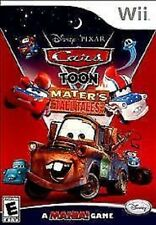 Cars Toon: Mater's Tall Tales  (Wii, 2010) EXCELLENT CONDITION SHIPS NEXT DAY