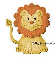 BABY LION Small Die Craft Steel Die Cutting Die Cottage Cutz CC-008 New