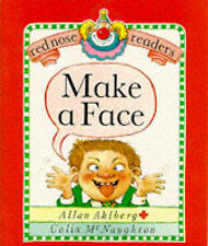 Make a Face (Red Nose Readers), Ahlberg, Allan, New Book
