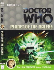 Doctor Who - Planet of the Daleks (2 disc Special Edition) VGC - Dispatch 24hrs!