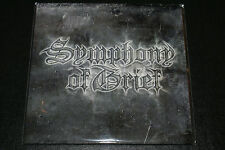 Symphony Of Grief [CD New] RARE LIMITED EDITION OUT OF PRODUCTION HARD TO FIND