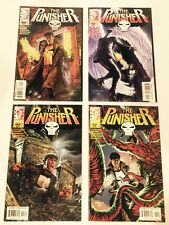 LOT OF 67 PUNISHER MK V1 #1-4/V2 #1-12/ V3 #1-37 COMPLETE SETS + MINIS/ 1 SHOTS