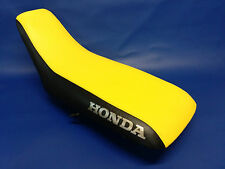 HONDA TRX300EX Seat Cover in 2-tone YELLOW & BLACK or 25 colors  (HONDA SIDES)
