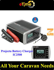 Projecta battery charger 12Volt 25Amp 7 Stage Switchmode IC2500 RV