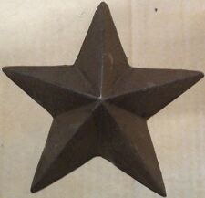 Star 7, stepping stone, plaque,  concrete mold, cement, plaster, mould