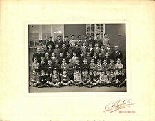 PHOTO GF ECOLE PHOTO DE CLASSE CHAPUIS PHOTOGRAPHE BECON LES BRUYERES