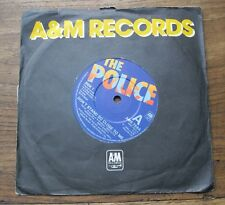 "VG+ THE POLICE - Don't stand so close to me / Friends - VG+ 7"" single"