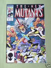 THE NEW MUTANTS- MARVEL COMIC - VOL 1  #57 - NOV 1987