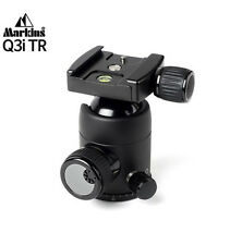 Markins Q-3 Emille Traveler Ball Head Black Q3-TR